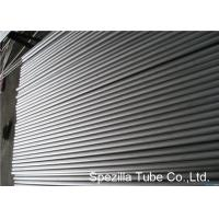 Quality Titanium Grade 12 Seamless Titanium Pipe Polished Stainless Steel Tubing wholesale