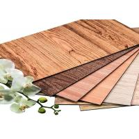 Quality Wood Texture Antibacterial Board Interior Wall Cladding Sheet SGS Certification wholesale