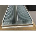 5G Signal Base Station 6063 Aluminium Heat Sink Profiles 600mm 500mm Width for sale