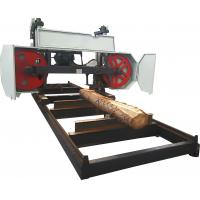 Buy cheap bandsaw sawmill-Heavy Duty Large Size Horizontal Band Sawing Machine for sale from wholesalers