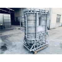 Quality 1500 Liters Water Tank Mould A356 Casting Aluminum Material Rotation Molding wholesale