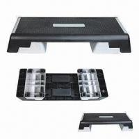 China Aerobic Stepper, Support Blocks 5cm When Placed in Position on sale