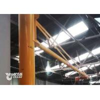 China Durable Electric Hoist Manual Jib Crane Apply To Workstation And Workshop on sale
