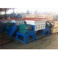 Quality Industrial Waste Tree Crushing Machine Wood Pallet Shredder With Long Lifetime wholesale