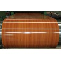 Quality PVC Laminated Film VCM PPGI Steel Coil For Water Heater Building Materials wholesale