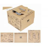 China Custom Printed Paper Food Container Cake Packaging Box with window on sale