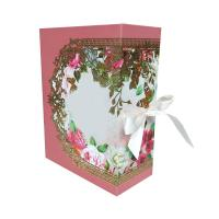 Quality C1S Paper Printed Packaging Boxes Magnetic Cardboard Gift Boxes wholesale