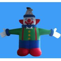 Quality 3 m H Popular Festival Decoration Inflatable Clown for Advertising wholesale
