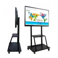 China Aluminum Alloy Frame Smart Board Interactive Whiteboard For Meeting on sale