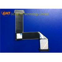 Quality 51 Pin FFC LVDS Ribbon Cable , Flat Flexible Cable For LCD Monitors wholesale