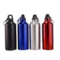 China Personalised Metal Sport Water Drink Bottle Cycling Club Logo Bike Cycle Gift on sale