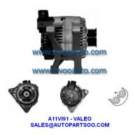 Quality A11VI91 SG7B014 SG7B024 - VALEO Alternator 12V 70A Alternadores wholesale