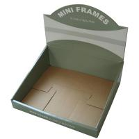 Quality Perforated Counter Display Box for Promotion for Pet's Food Bags wholesale