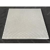 Quality Leaf- Shaped Galvanized Steel Metal Clip in Ceiling Tiles Panels for Interior Decoration wholesale