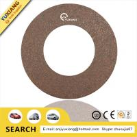 Buy cheap High copper clutch facing for trucks product