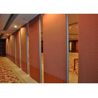 Quality Steel Cinema Sound Proof Partitions  , Movable Partition Walls 100mm wholesale