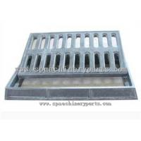 China 2017 New Prdduct Commercial wholesale Catch Basin Drainage Iron cast Grates & Frames 30 x 30' on sale