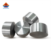 China Gr12 Titanium Block Forged Flange Parts Titanium Alloy Ring on sale