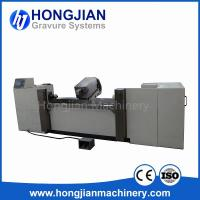 Quality Gravure Cylinder Chrome Polishing Machine Mirror Polishing of Chrome-plated Rolls Gravure Printing Cylinders wholesale