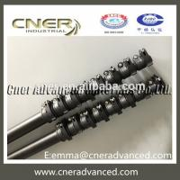 Quality Carbon Fiber Water Fed Telescopic Pole for Window Cleaning With Horizontal Clamps wholesale