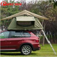 Quality 3 - 4 Person car Top Tent Water resistance polyester wholesale