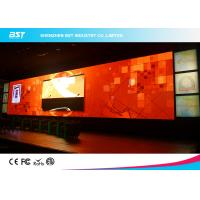 Quality 1/8 scan P6 Indoor Full Color Led Screen , High Definition Led Module wholesale