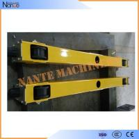 Quality Custom Single / Double Girder Overhead Crane End Trucks With Soft Stat Motor wholesale