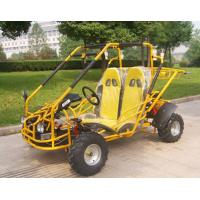 Quality 110cc go kart,single cylinder,4-stroke.air-cooled,electric start with good quality wholesale