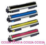 Quality Compatible Toner Cartridges(CC530A series) for HP Color LaserJet CM2320N 2320FXI 2320NF wholesale
