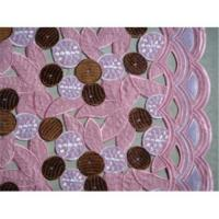 Quality African embroidery fabric wholesale