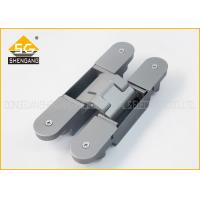 Quality 180 Degree Aluminum Door Heavy Duty Concealed Hinges Of GB Zinc Alloy wholesale