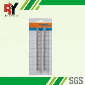Quality Distribution Transparent Breadboard Solderless 16.5x0.95x0.85 cm wholesale