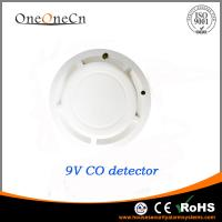 Quality Auto Carbon Monoxide Detectors Alarm Security Passed EN50291 Approval wholesale
