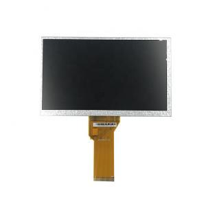"Quality FCC 800x480 500cd/M2 RGB 50Pins 7"" TFT LCD Display wholesale"