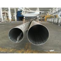 Big Mill Finshed 6800Ton Press Extrude Machine Aluminium Round Tube 600mm for sale