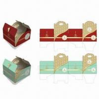 Quality Cardboard Storage Boxes for Cake/Jewelry/Cosmetic/Perfume/Show/Fair/Expo wholesale