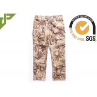 Quality Highlander Mens Army Cargo Pants With Slanted Pocket , Bdu Combat Trousers wholesale