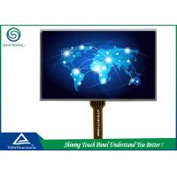 Quality 16 / 9 Ratio Analog Resistive Touch Screen Panel For LCD Monitor 5V DC wholesale