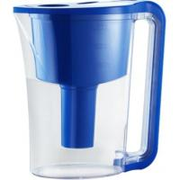 Quality AS / ABS / PP Direct Drinking Plastic Water Filter Pitcher Display Sreen Included 3.5L wholesale