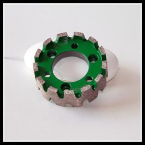 Quality Diamond Grinding Wheels Diamond Stubbing Wheel For CNC Machine wholesale