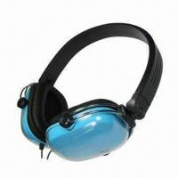 China Fashionable Headphone, Perfect for Listening to Music, Online Chatting or Video Games on sale