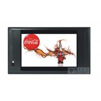 Quality Mobile Bus Video LCD Advertising Display With LED Backlight wholesale