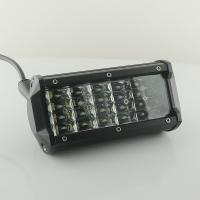 Quality 54W 4.5inch Vehicle LED Light Bar 10 - 30 DC Operating Voltage , 2160 Lm Lumen wholesale