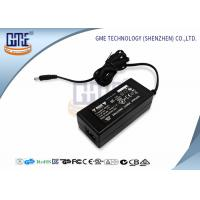 Quality Portable Desktop PC Power Supply , Black Computer Switcher Power Supply 12V 5A wholesale