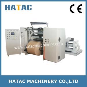 China Automatic Grey Board Slitting and Rewind Machine,Photographic Paper Slitter Rewinder Machine,PET Slitter Rewinder on sale
