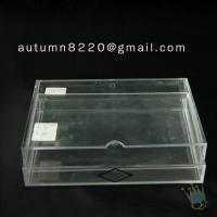 Quality BO (59) clear acrylic jewelry display case wholesale