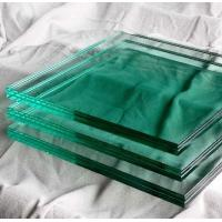 Quality Custom Toughened tempered Bullet Resistant Glass for building windows wholesale