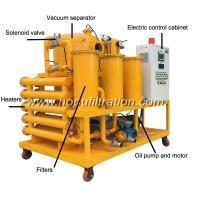China Vacuum Transformer Oil Purifier, Aged Insulation Oil Purification Unit, dehydration, degassing, renewable equiment on sale