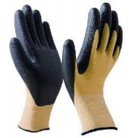 Quality Nitrile Cut Resistant Gloves Coated Kevlar Mixed with Spandex Liner (GKV5004) wholesale