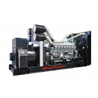 Quality Mitsubishi 6kv High Voltage Diesel Generating Set wholesale
